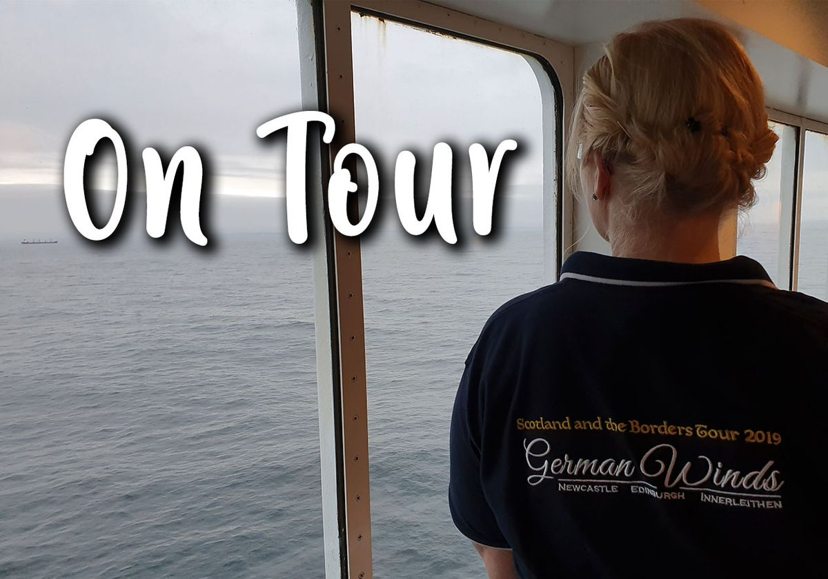 German Winds on Tour